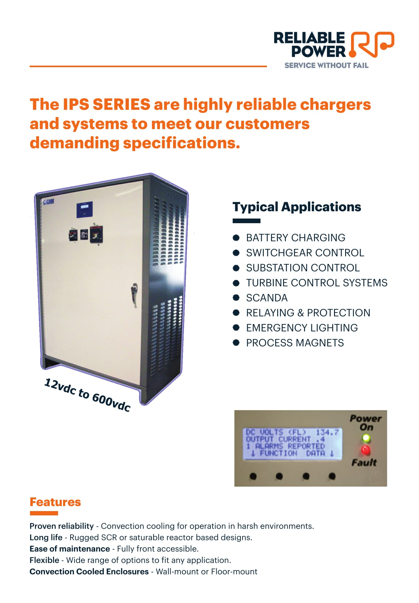 Sprinter Battery Chargers IPS_Series_Chargers-1