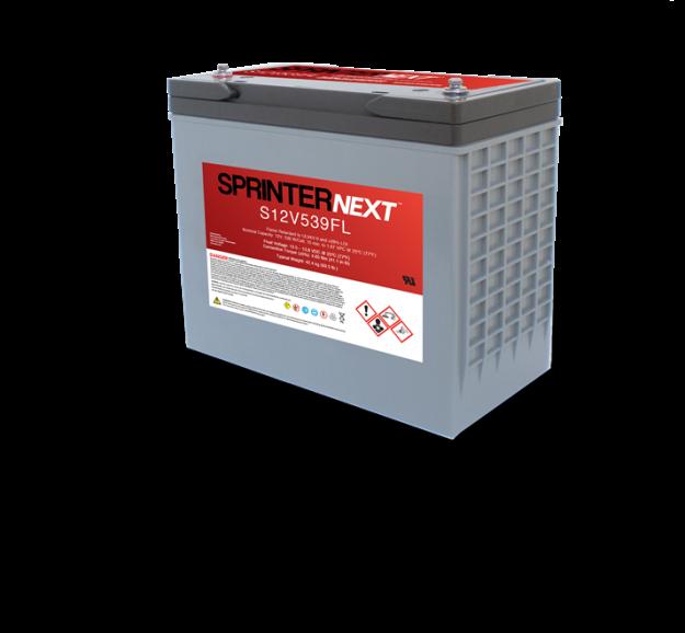 Sprinter batteries next 2