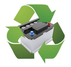 sprinter battery recycling
